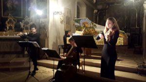 L'Estro Armonico: L'Apothéose de Corelli im Alten Friedhof Freiburg